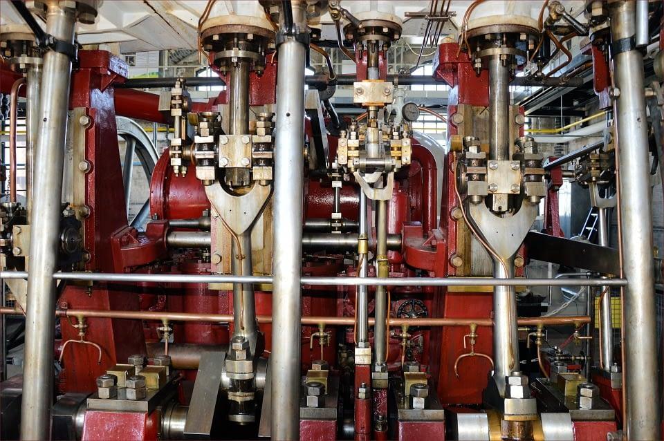 machinery engine