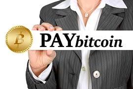 slogan for Paying Bitcoin