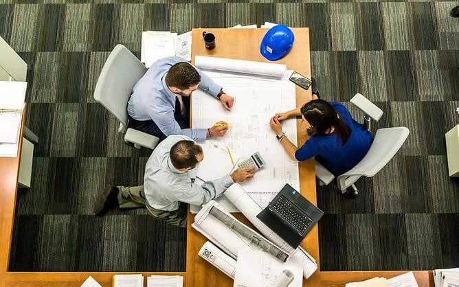 designer's' meeting, customer